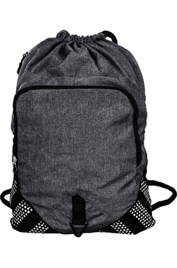 Picture of Be seen-BKSP100-Heather Sack Pack