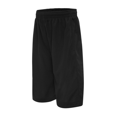 Picture of LW Reid-591066-Ruse Micro Mesh Shorts with Reverse Panels