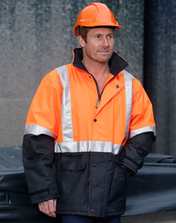 Picture for category Hi Vis Rain Jackets