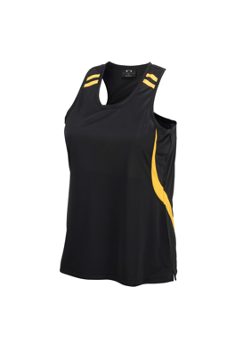 Picture of Biz Collection-LV3125-Ladies Flash Singlet