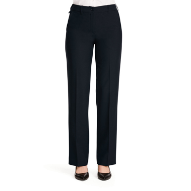 Picture of NNT Uniforms-CAT3NY-NAV-Elastic waist straight leg pant