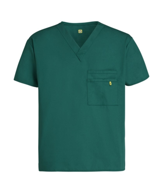 Picture of NNT Uniforms-CATRE4-GRN-Scrub top Alpha
