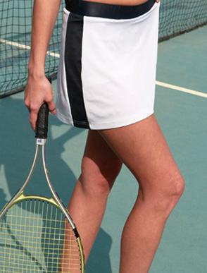 Picture of Bocini-CK1204-Ladies Sports Skort